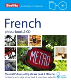 French Phrase Book & CD