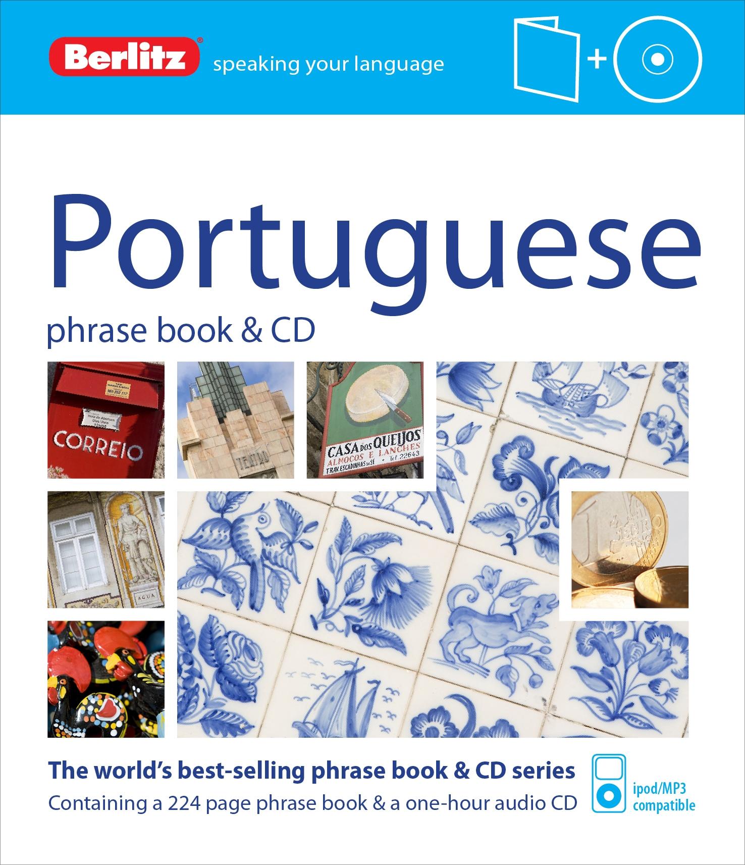 Berlitz Malay Phrase Book & CD Foreign Language Dictionaries & Thesauruses